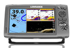 Lowrance Hook-9 Mid/High/Downscan Fishfinder Chartplotter