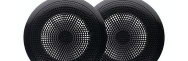 """Fusion EL Series 80W 6.5"""" Classic Speakers"""