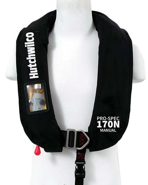 Hutchwilco PRO-SPEC 170N Inflatable Manual