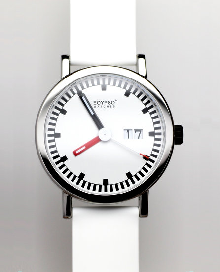 The Modern Art Watch™, Pure White