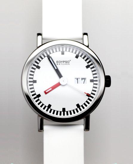 The Modern Art Watch™, Pure White