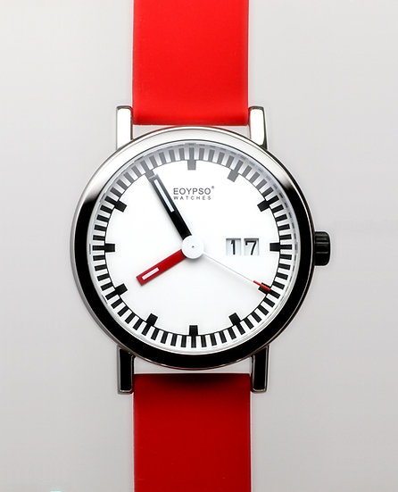 The Modern Art Watch™, Tempting Red