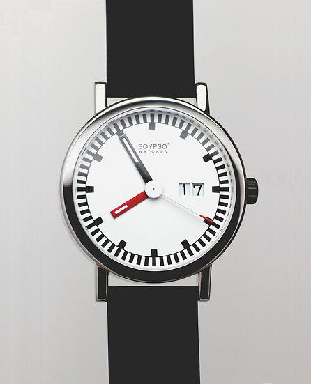 The Modern Art Watch™, Elegant Black