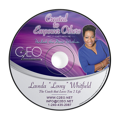 Unlock The Power Within CD
