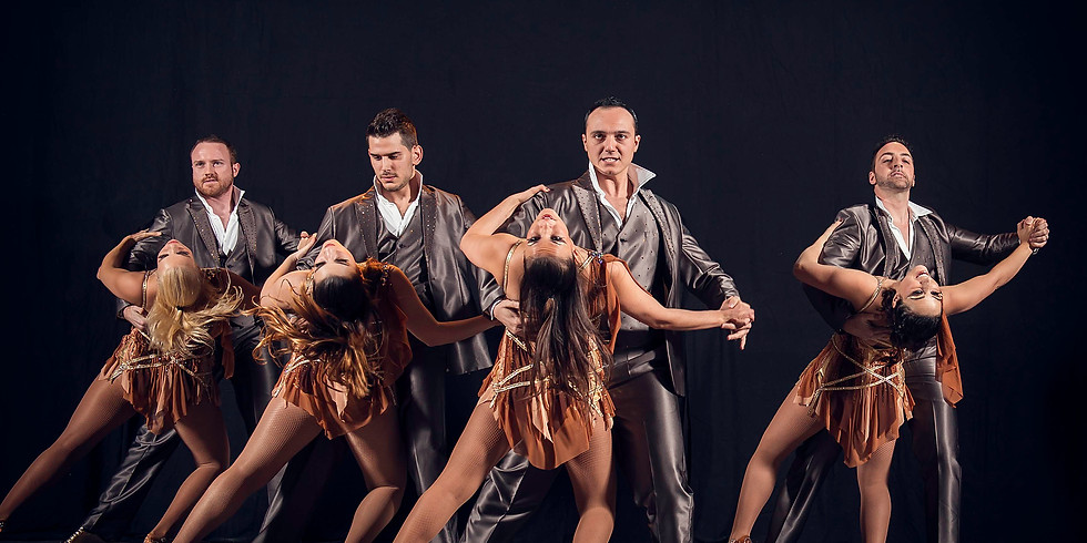 Showteam Tropical Swing Dancers