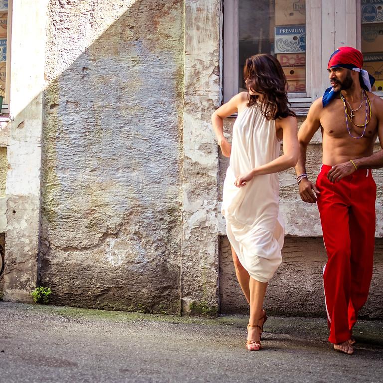 Afrocuban Bodymovement