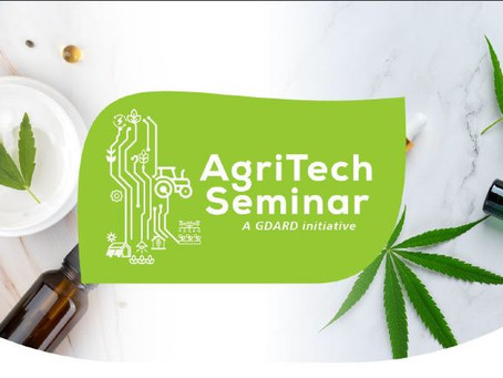 "Webinar on '""Unlocking the Gauteng Cannabis Economy  – Special Focus on the Regulatory Framework""."
