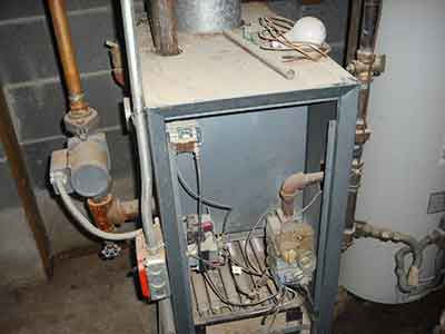heating inspection Long Island NY