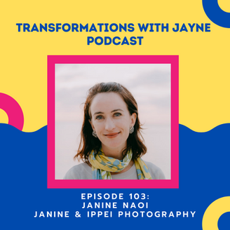 Photography, design and adventures in nature with Janine Naoi