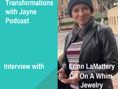 Episode 32: Interview with Erinn LaMattery