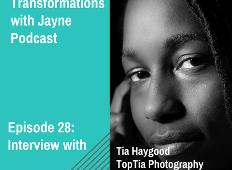 Episode 28: Getting closer to your craft with Tia Haygood