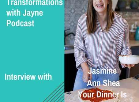 Episode 35: Interview with Jasmine Ann Shea