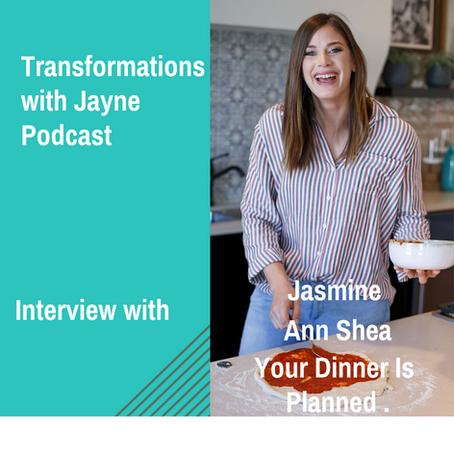 Episode 35: Interview with Jasmine Ann Shea
