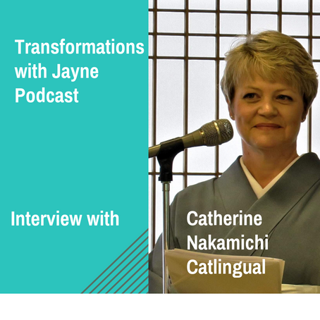Episode 30: Interview with Cat Nakamichi