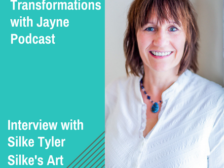 Episode 38: Interview with Silke Tyler