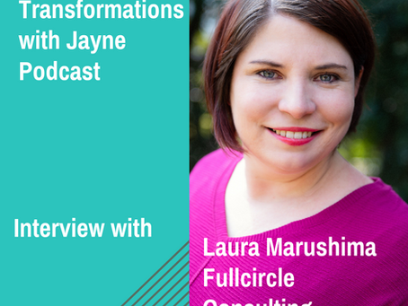 Episode : Interview with Laura Marushima