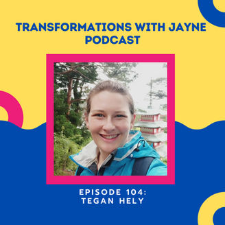 Live Your Best Life Wherever You  Are with Tegan Hely: