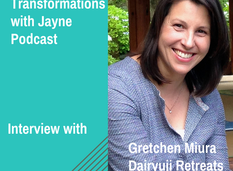 Episode : Interview with Gretchen Miura