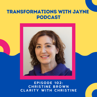 Using your intuition with Christine Brown