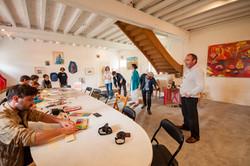 Workshop d'animation public
