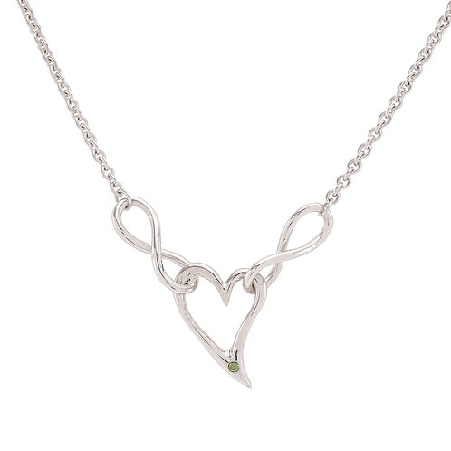 Unique and one of kind InL necklace