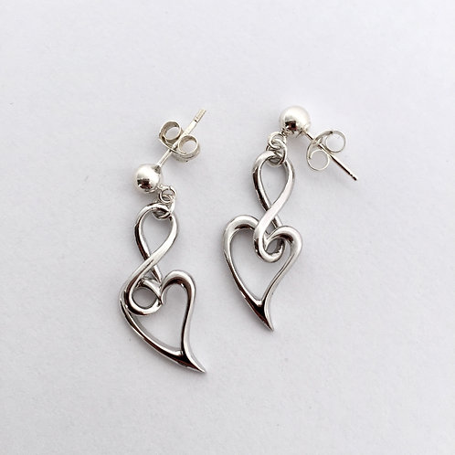 Mini InfiniteLoove Earrings