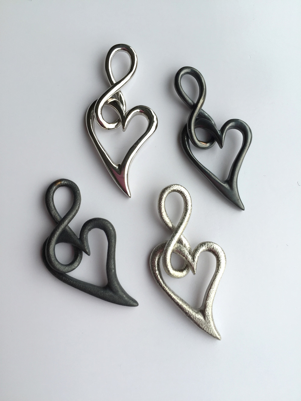 InfiniteLoove pure 925 Sterling Silver variety