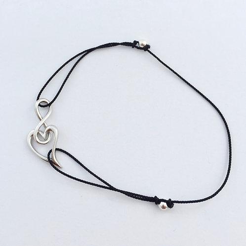 InfiniteLoove Small heart 925 silver