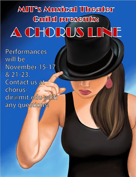 MIT's Musical Theater Guild presents: A Chorus Line