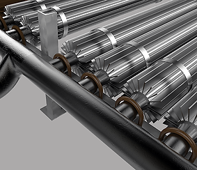 QMax | QFin | Tank Heating | Asphalt Heating