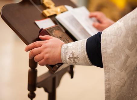 Benditos nuestros sacerdotes