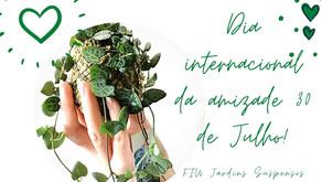 Dia Internacional da Amizade!