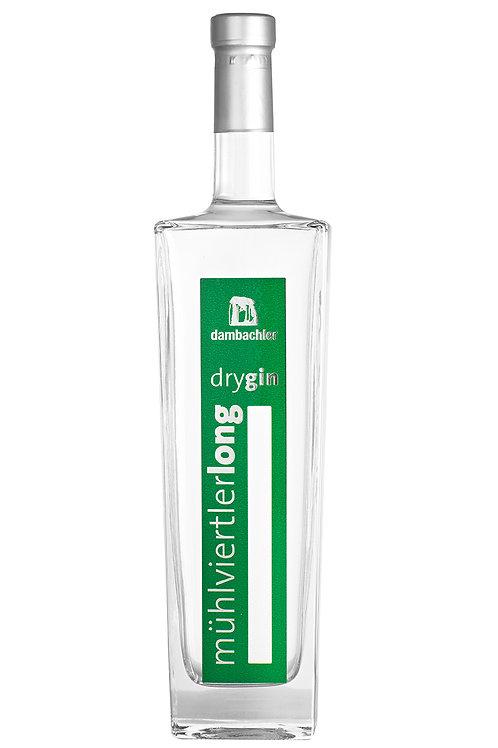Mühlviertler Long Gin 0,7l  BIO AT-BIO-402