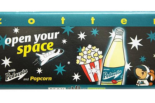 Pedacola-Popcorn Schokolade BIO AT-Bio-402