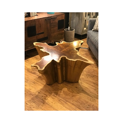 Phoneix Gold Coffee Table