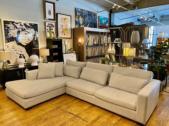 Thelma Sectional with LAF Chaise
