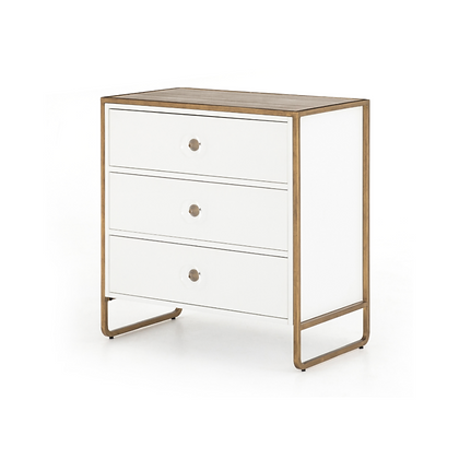 Sorella 3 Drawer Dresser