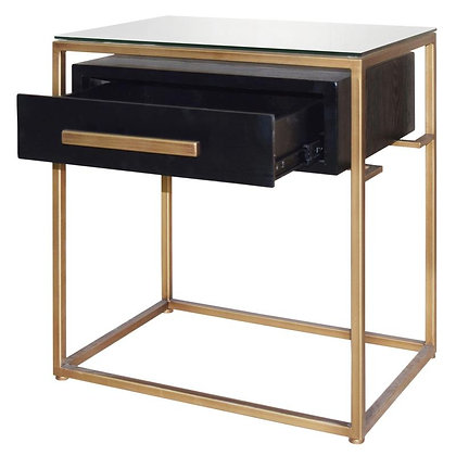 Firenze Floating End Table