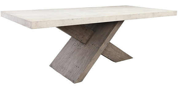 """Durant 84"""" Dining Table"""