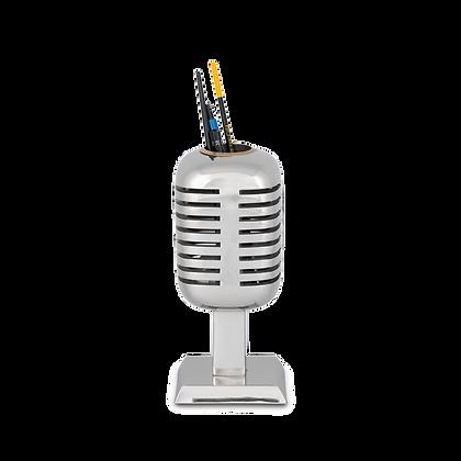 Microphone Pencil Holder Aluminum