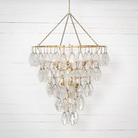 Adeline Large Round Chandelier - 1 available at this price