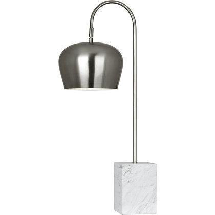 Rico Espinet Bumper Table Lamp - Silver
