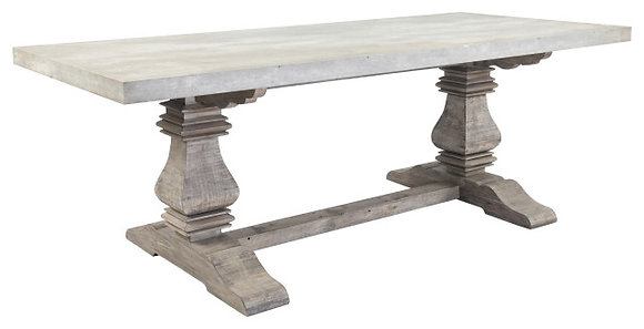 """Nelson 84"""" Dining Table"""