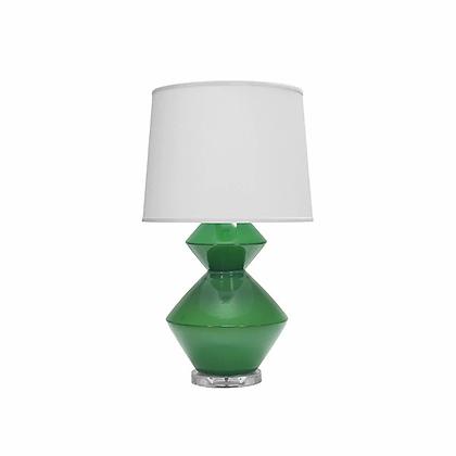 WORLD AWAY BONNIE GR TABLE LAMP