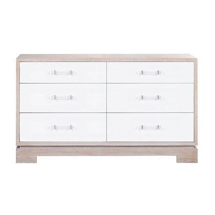Crawford Con Six Drawer Dresser