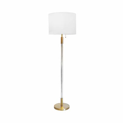 WORLD AWAY JED ABR ACRYLIC FLOOR LAMP