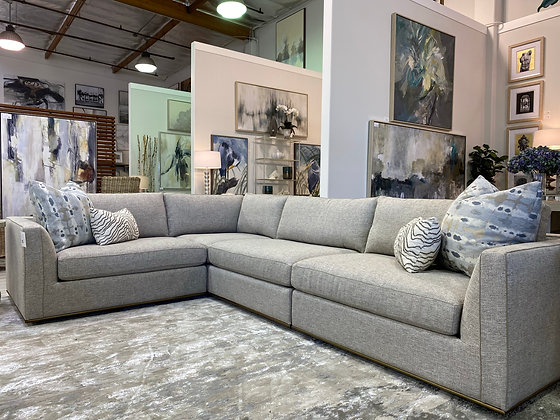 American Leather Sienna Sectional