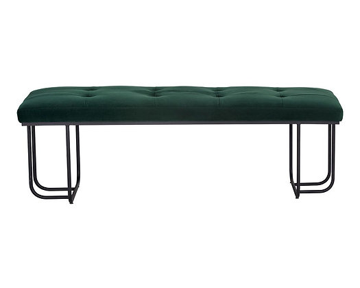 SUNPAN MARVERICK BENCH-CLOVER GREEN