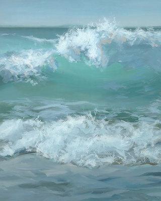 CRASHING WAVES II