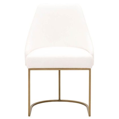 Parissa Dining Chair: Peyton-Pearl